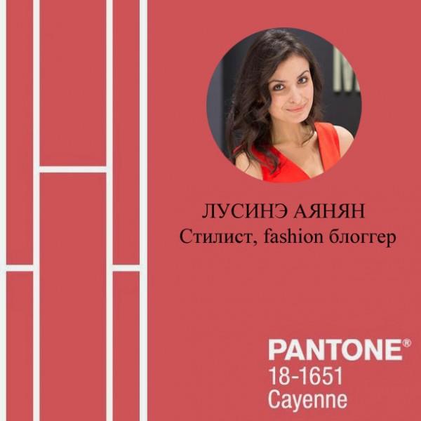 Cayenne FCR Spring 2014 Pantone Lucine