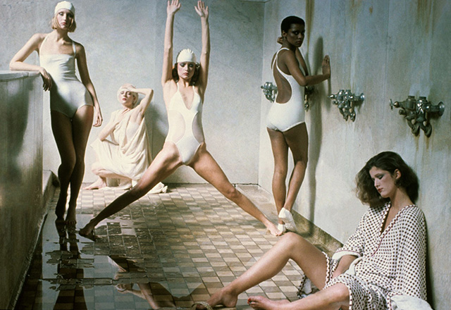Deborah Turville, Vogue USA, май 1975