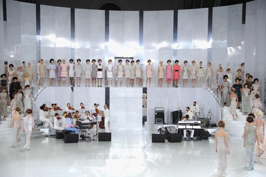 Couture весна-лето 2014: Chanel