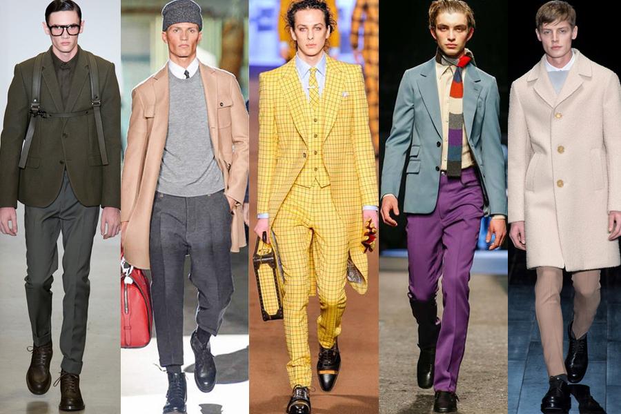 Обзор Недели моды в Милане: MEN'S FALL/WINTER 2014