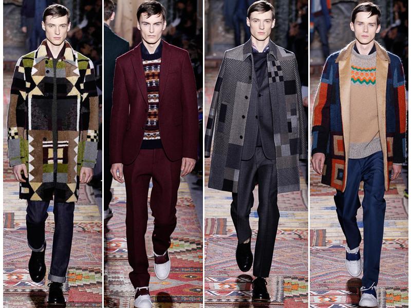 Обзор мужской Недели моды в Париже