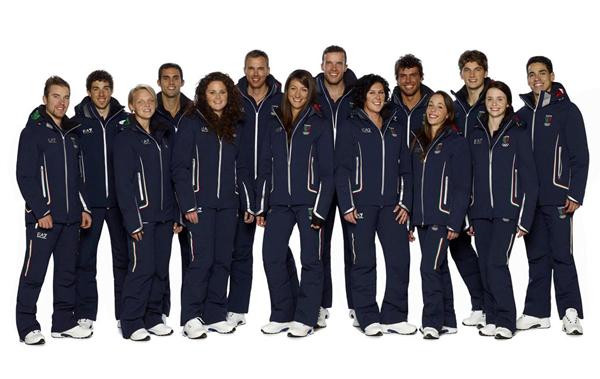 Armani-Italian-Olympic-team