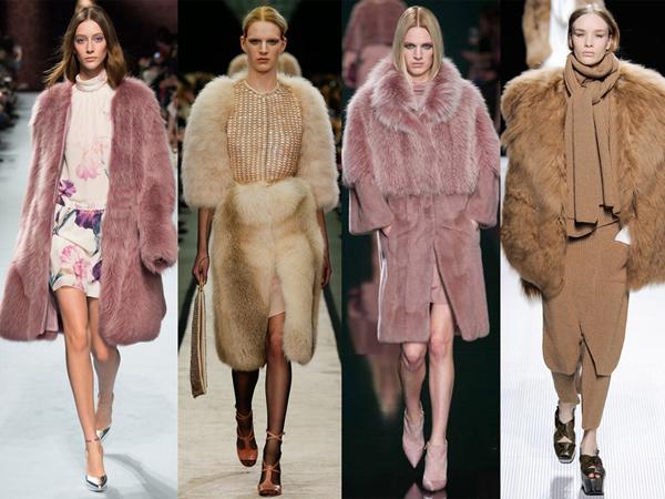 Nina Ricci, Givenchy, Elie Saab, Sonia Rykiel