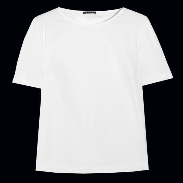 Белая футболка_Theory