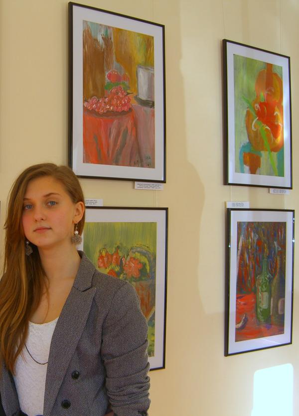 Катрин Ланг художник