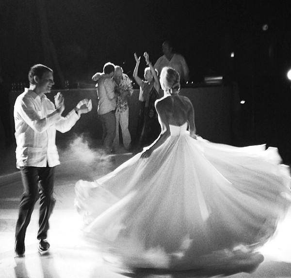 Свадебное платье от Мэри Катранзу_1