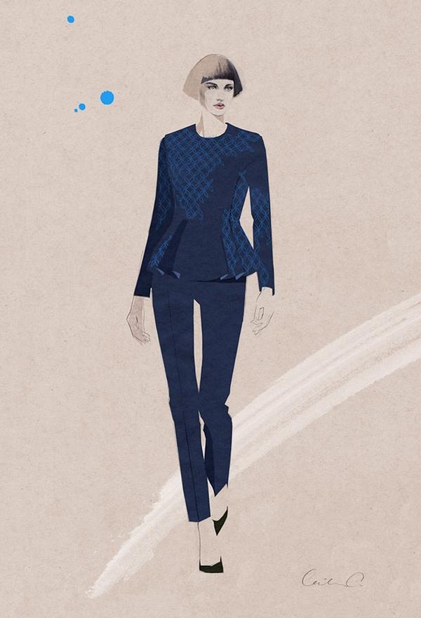 униформа для сотрудников Estée Lauder_3