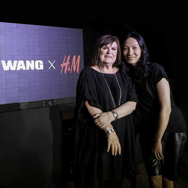 Alexander-Wang-HM-Collaboration-2014