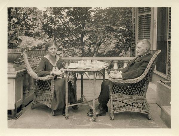 Eveline ja Guido von Maydell