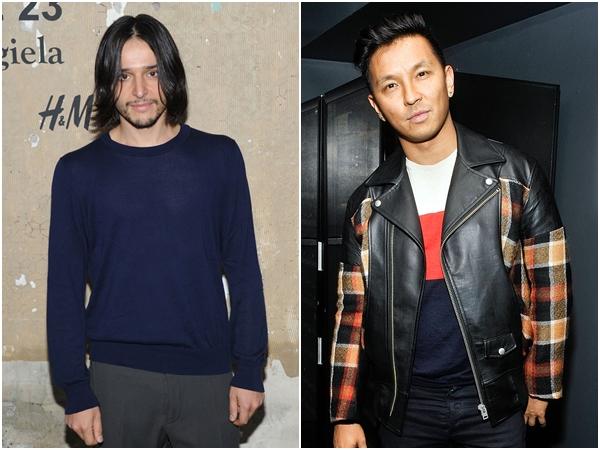 Olivier Theyskens & Prabal Gurung