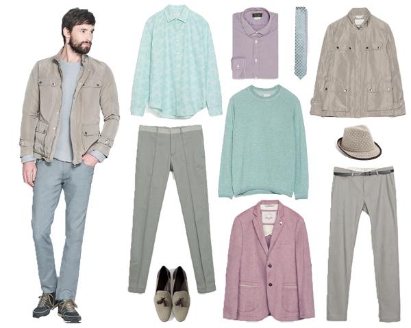 Вся одежда Zara