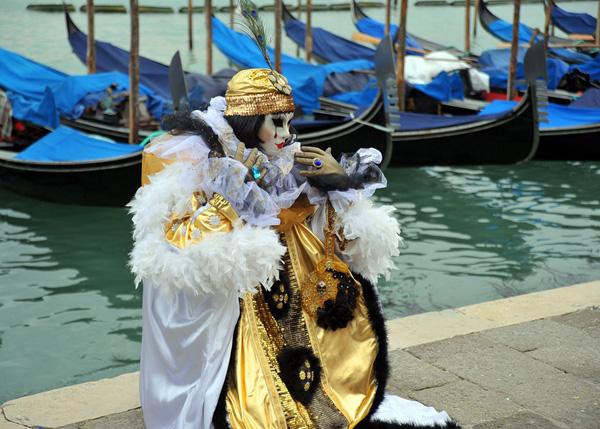 Венецианский карнавал в Таллинне