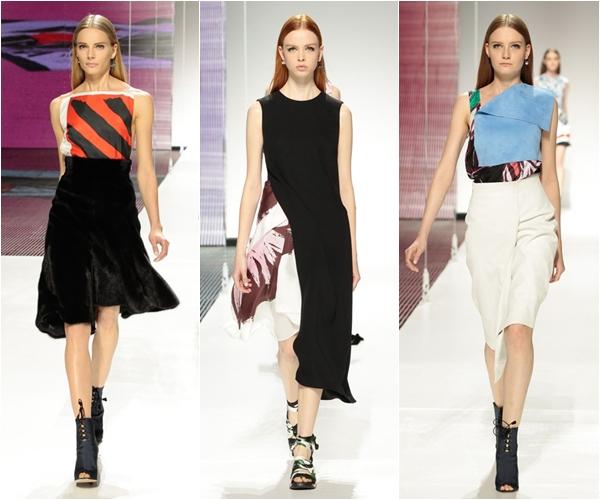Круизная коллекция Christian Dior в Бруклине6