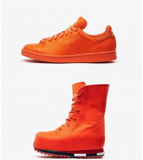 коллаборационная коллекция Raf Simons и adidas Originals5