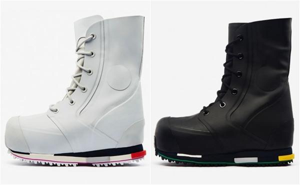 коллаборационная коллекция Raf Simons и adidas Originals7