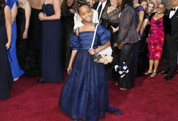Quvenzhane Wallis - Oscars 2013