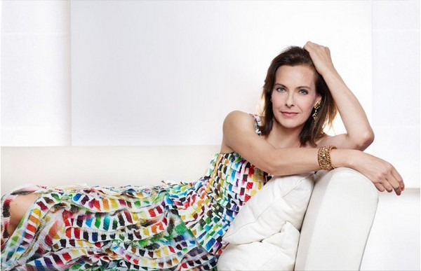 Carole Bouquet Chanel1