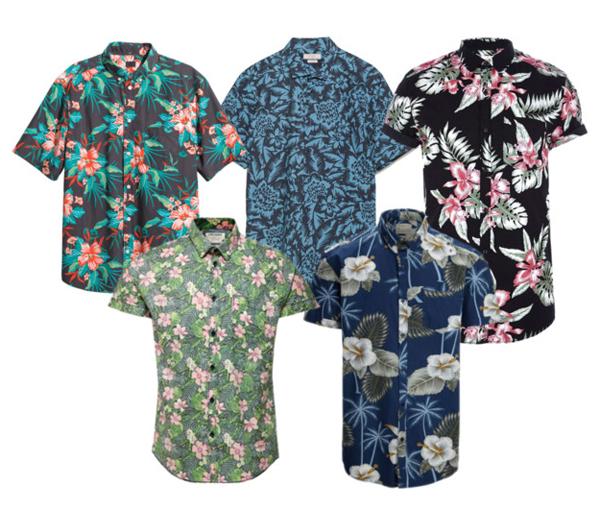 Jack&Jones, Zara, H&M, River Island, Selected
