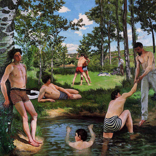 Frederic_Bazille_Summer_Scene_(Bathers)