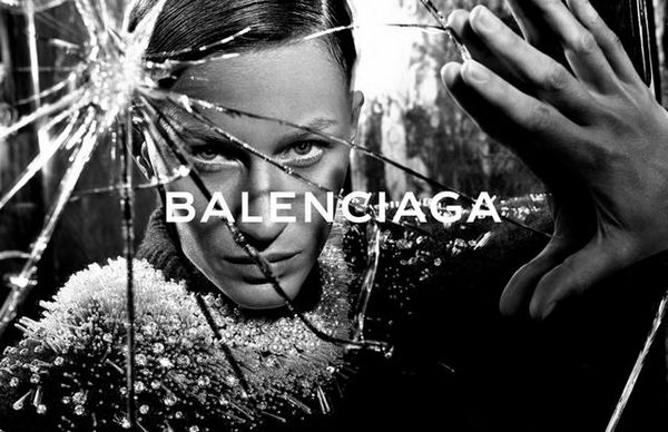 Gisele Bundchen for Balenciaga