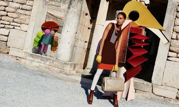 Missoni Fall Winter 2014 Ad Campaign7