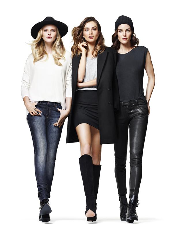 Lindex Autumn 2014 - Celebrating sixty years in fashion