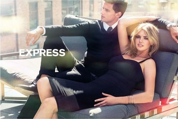 Kate Upton Express 2014-15