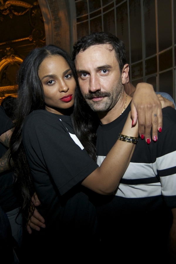 Nike x Riccardo Tisci Air Force 1 Beige Collection Launch Party at Casino De Madrid