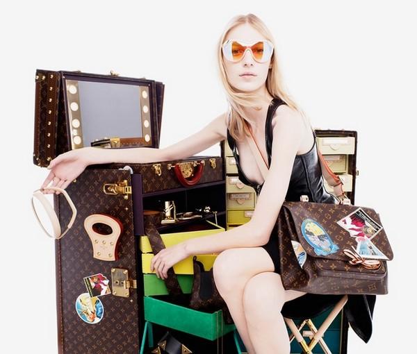Синди Шерман для Louis Vuitton