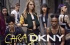6 счастливчиков из Instagram стали героями кампании DKNY и Кары Делевинь