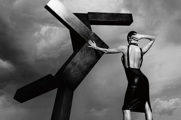Alessandra Ambrosio for Tamara Mellon1