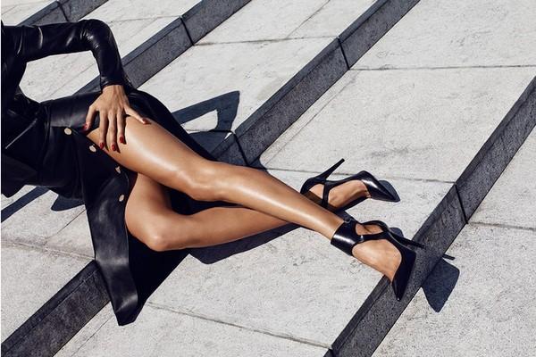 Alessandra Ambrosio for Tamara Mellon2
