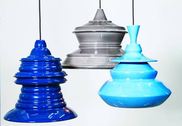 Johana Tammsalu_Solid Spinn Lamps