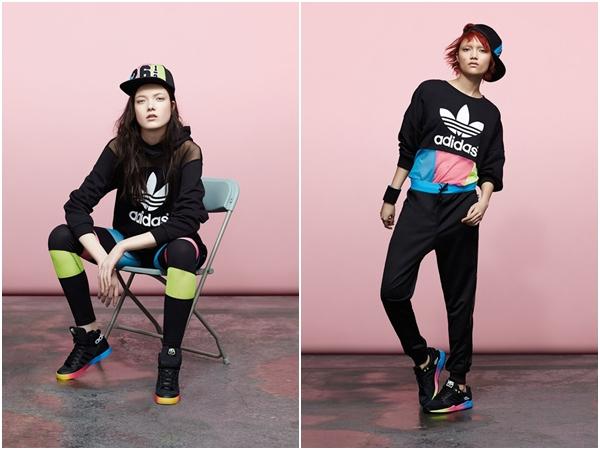 adidas Originals Colourblock Pack1