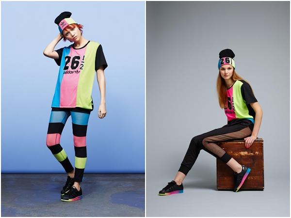 adidas Originals Colourblock Pack3