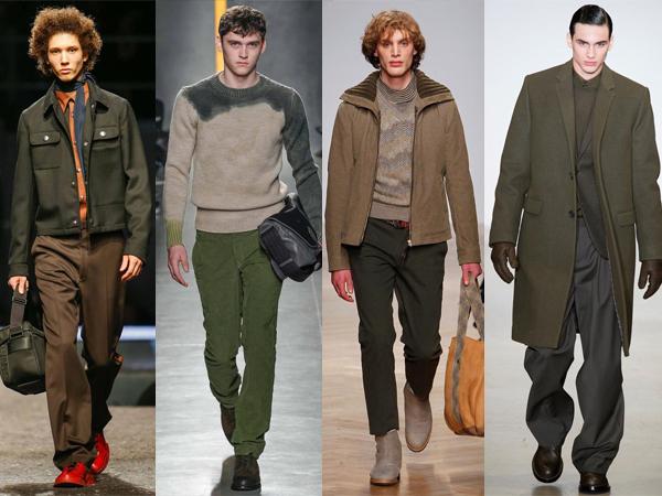 Prada, Bottega Veneta, Missoni, Calvin Klein Collection