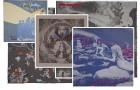 На музыкальной волне: коллекция платков Paul Smith и Led Zeppelin