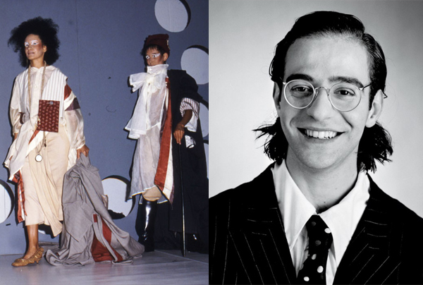 who is who john galliano Дипломная работа 1984 les incroyables