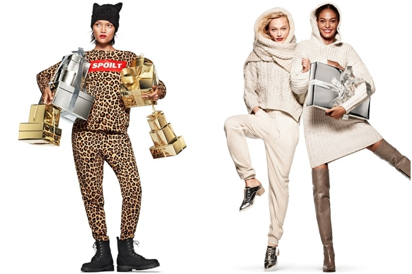 H&M Christmas Ad Campaign 4