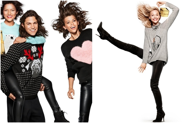 H&M Christmas Ad Campaign