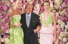 10 самых красивых платьев от Oscar de la Renta за 2014 год