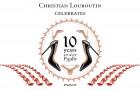 Christian Louboutin отмечает 10-летний юбилей модели туфель Pigalle