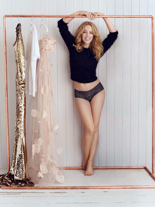 Kylie-Minogue-Sloggi-Photoshoot-1
