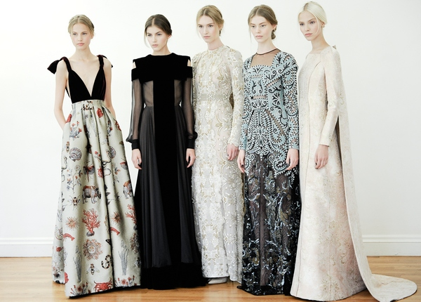 Valentino Couture Show Fall 2013