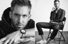 Музыка в haute couture: Келвин Харрис – лицо Giorgio Armani