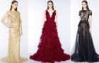 Богатство и роскошь в коллекции вечерних нарядов Marchesa pre-fall 2015