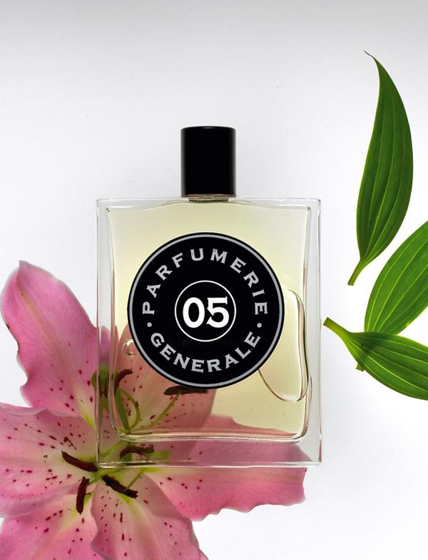 Parfumerie Generale 05, L`Eau de Circe