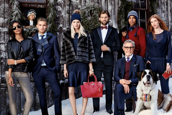 tommy hilfiger fall winter 2014 ad campaign - Copy