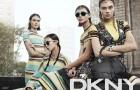 Снова в школу: Кара Делевинь в новой кампании DKNY