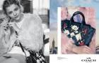 Замечтались: Хлоя Грейс Морец и Кид Кади в рекламной кампании Coach